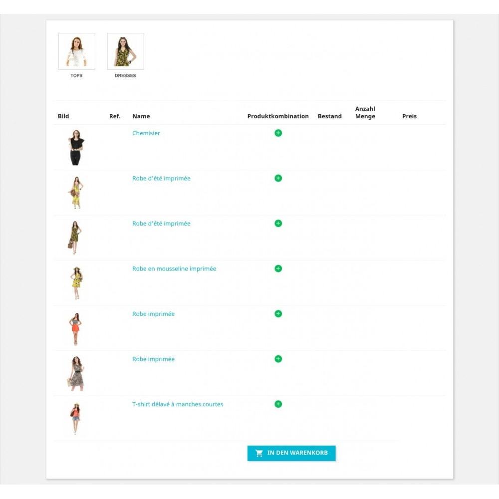 module - Anmeldung und Bestellvorgang - Bestellformular - 1