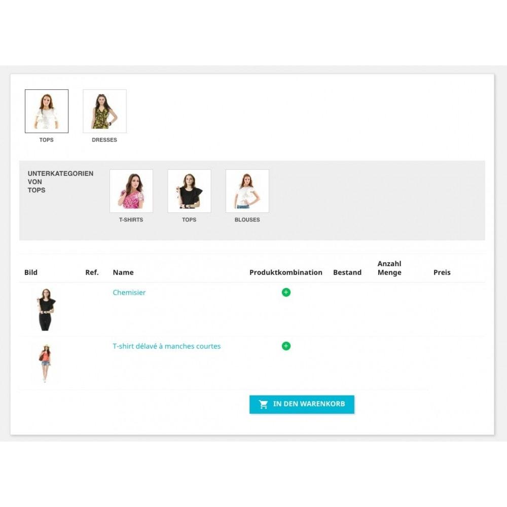 module - Anmeldung und Bestellvorgang - Bestellformular - 3