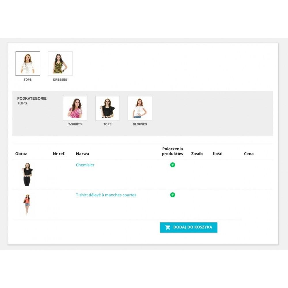 module - Procedury składania zamówień - Formularz zamówienia - 3