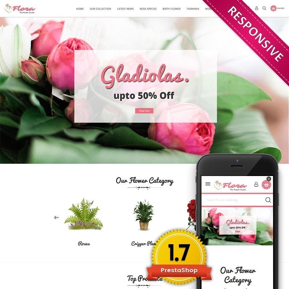 Flora Flower Shop