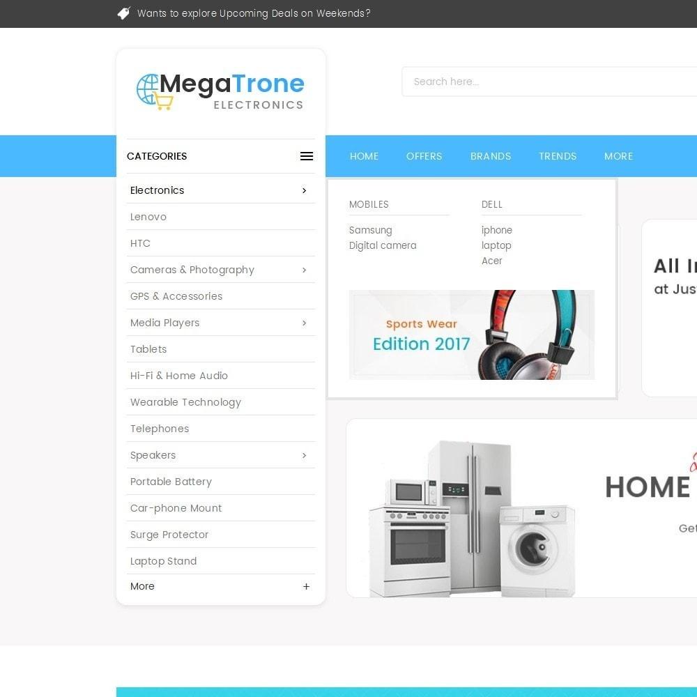 theme - Elektronika & High Tech - Mega Trone Electronics - 9