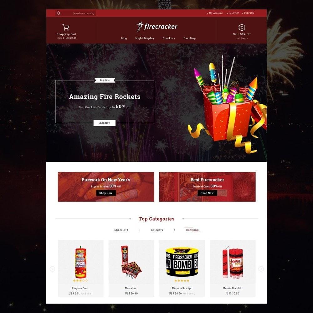 theme - Sport, Rozrywka & Podróże - Firecracker Store - 9