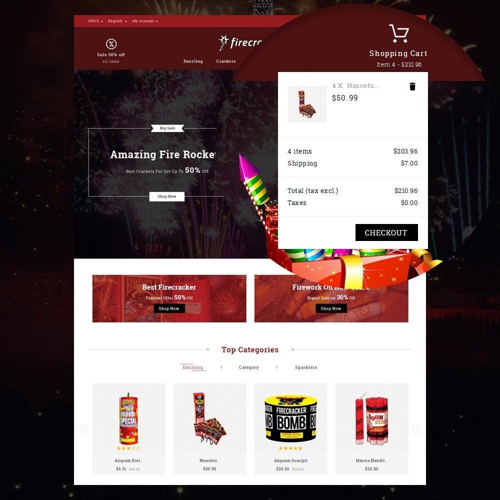 theme - Sport, Rozrywka & Podróże - Firecracker Store - 10