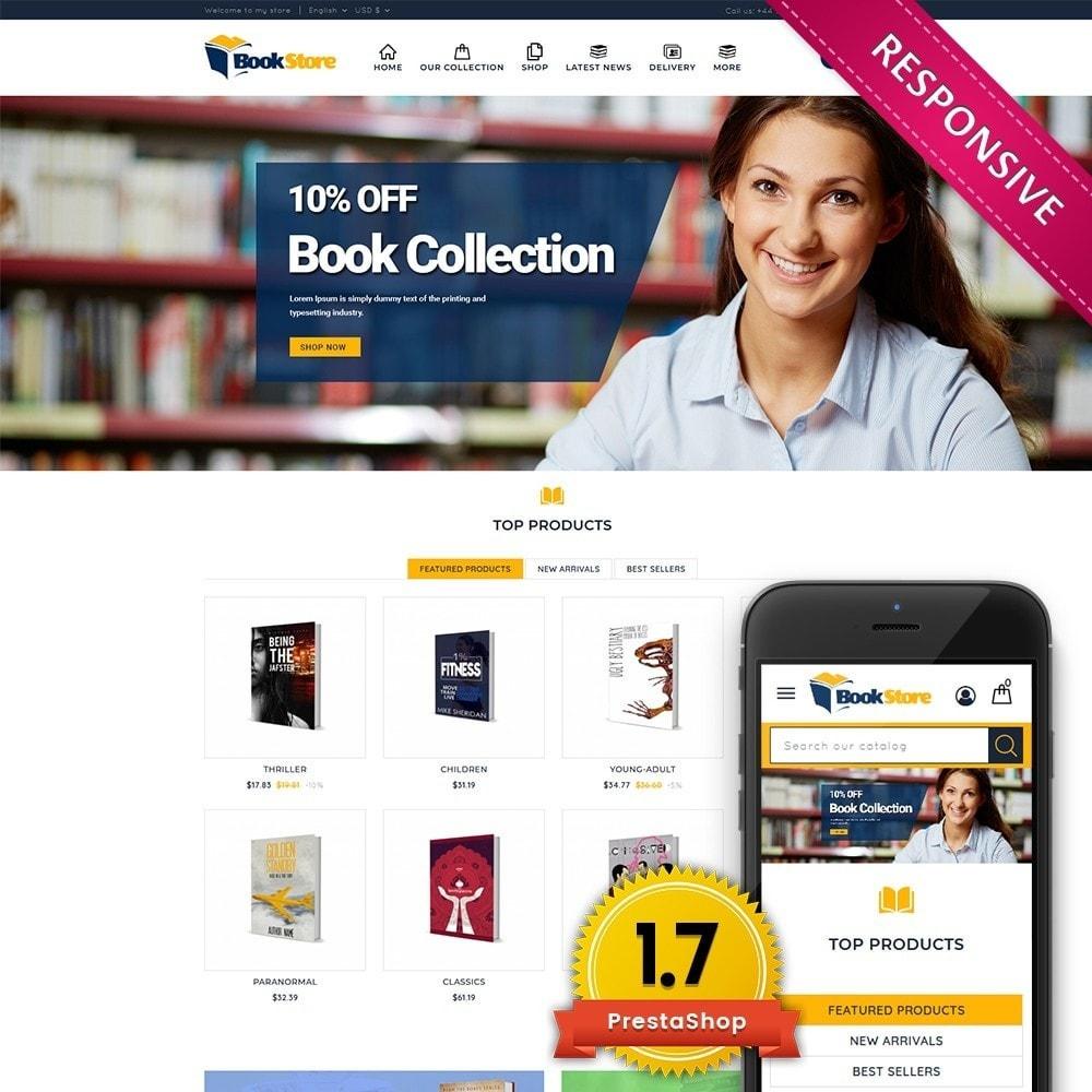 theme - Maison & Jardin - Book Store - 1