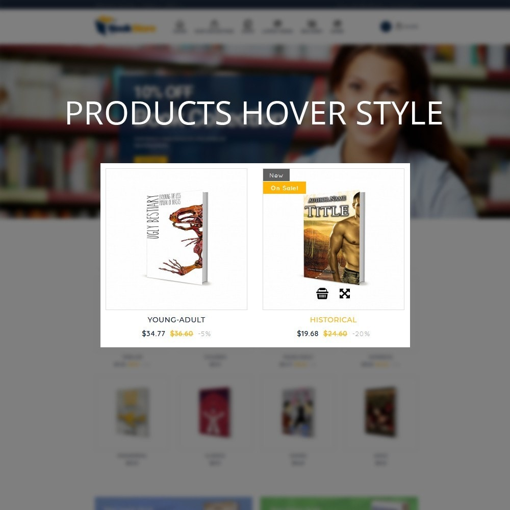 theme - Casa & Giardino - Book Store - 11