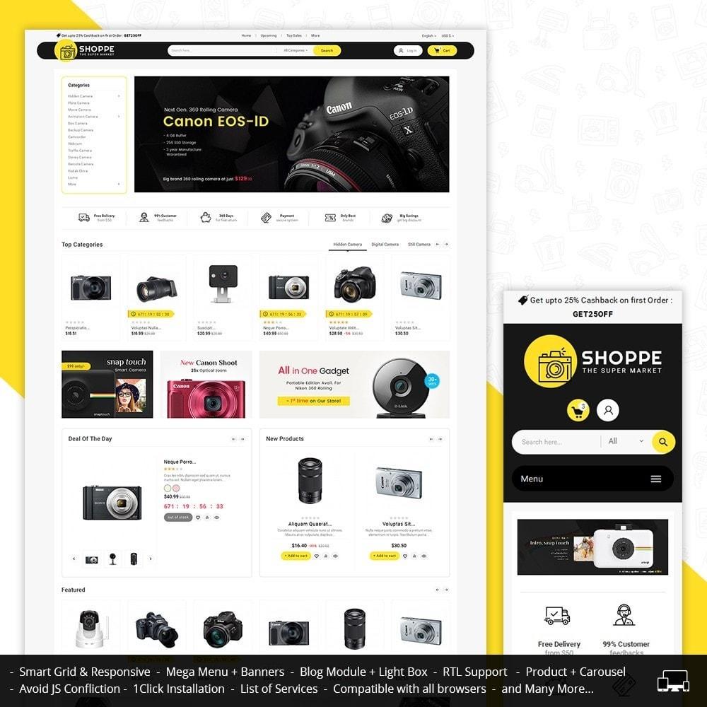 Mega Shoppe Camera