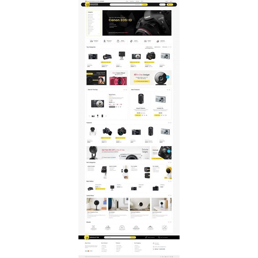 theme - Electronics & Computers - Mega Shoppe Camera - 2