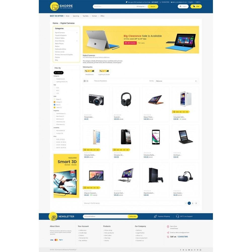 theme - Eletrônicos & High Tech - Mega Shoppe Electronics - 3