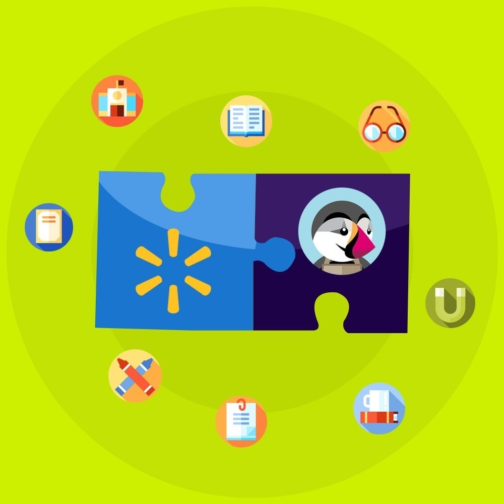 module - Integrazione (CRM, ERP...) - Knowband - Prestashop Walmart Integration - 1