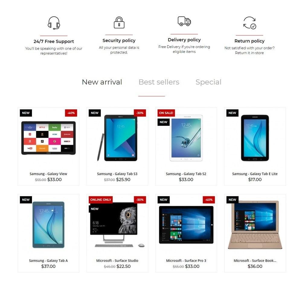 Digital - High-tech Shop