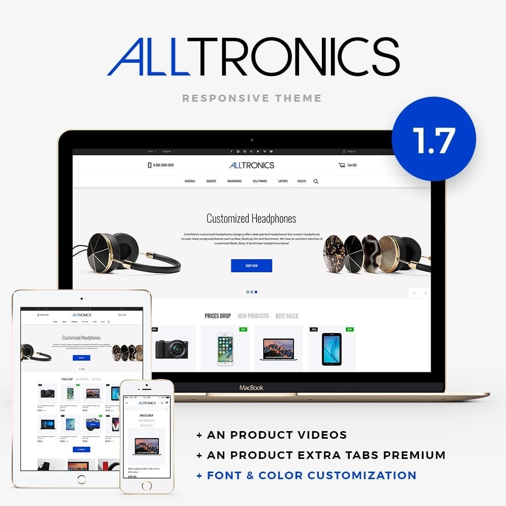 Alltronics - High-tech Shop