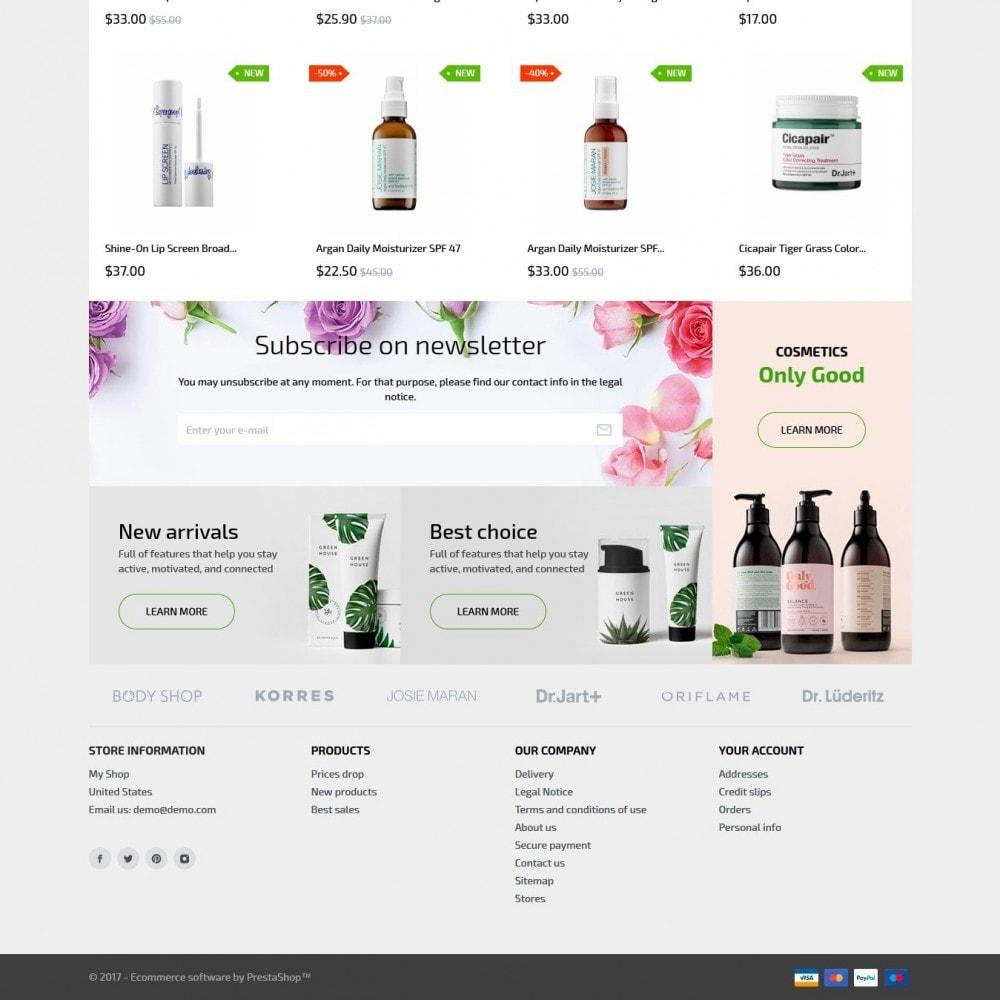 theme - Здоровье и красота - Modena Cosmetics - 5