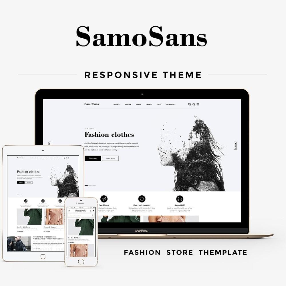 Samo Sans Fashion Store