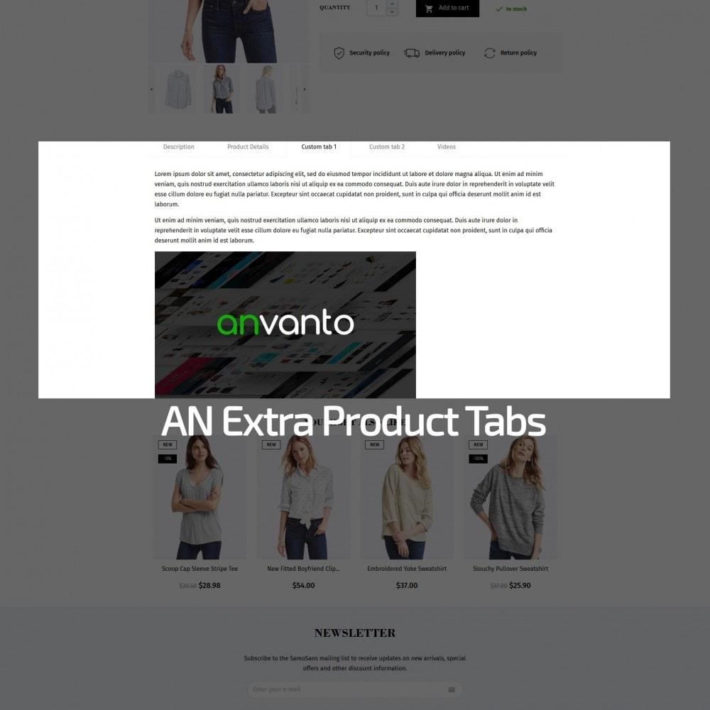 theme - Moda & Calçados - Samo Sans Fashion Store - 7