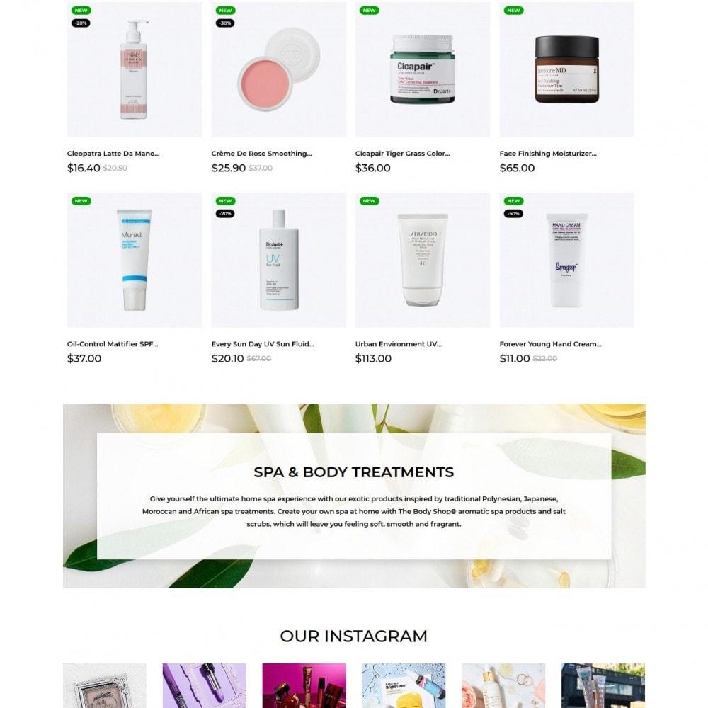 theme - Saúde & Beleza - Kikki Cosmetics - 3
