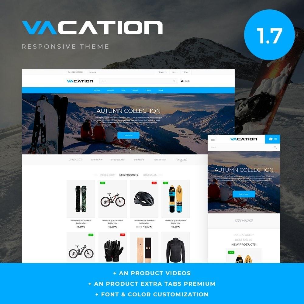 theme - Deportes, Actividades y Viajes - Vacation - 1