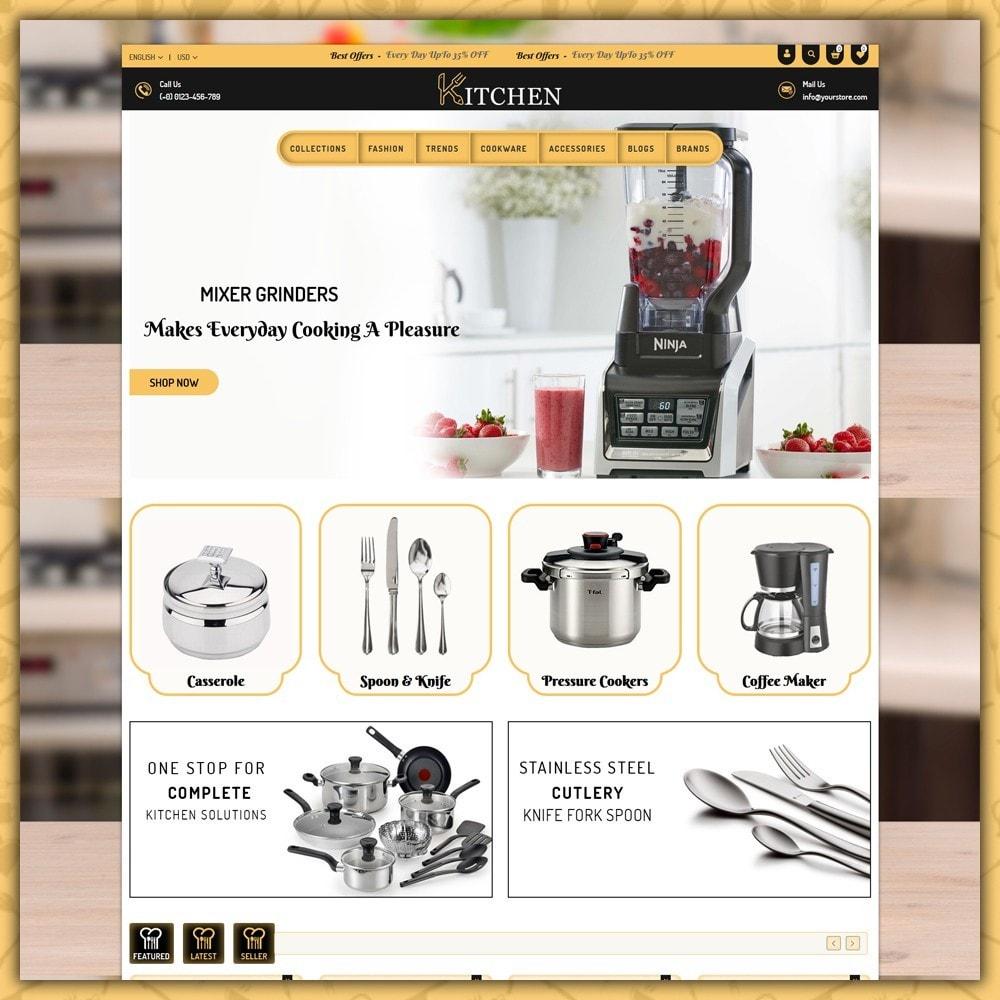 theme - Дом и сад - Kitchen Store - 2