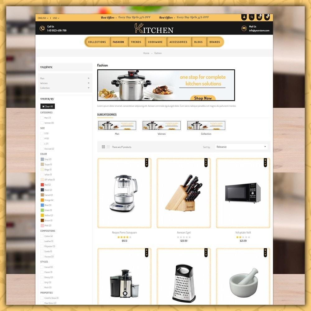 theme - Дом и сад - Kitchen Store - 4