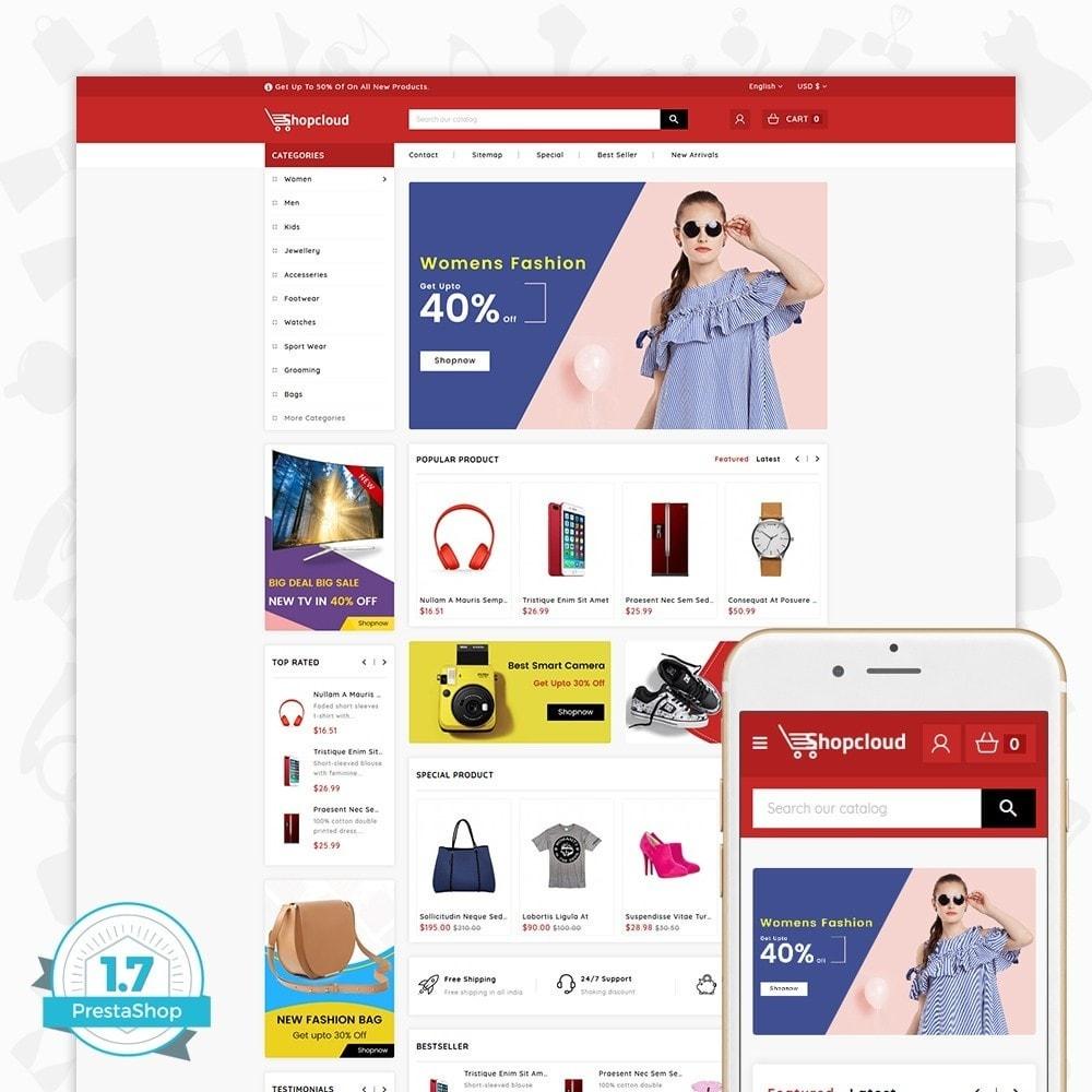 ShopCloud - The Electronics Store