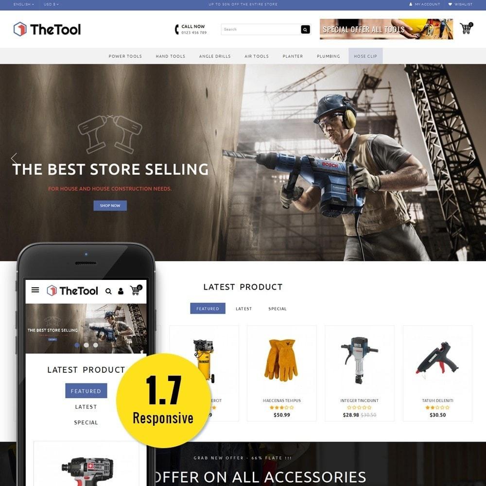 theme - Auto & Moto - TheTools Store - 1