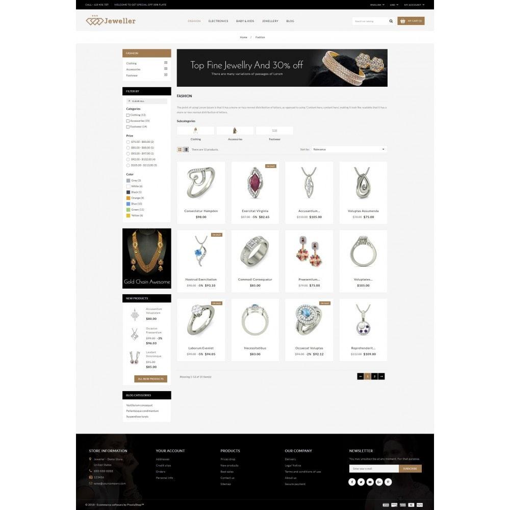 Jeweller Store