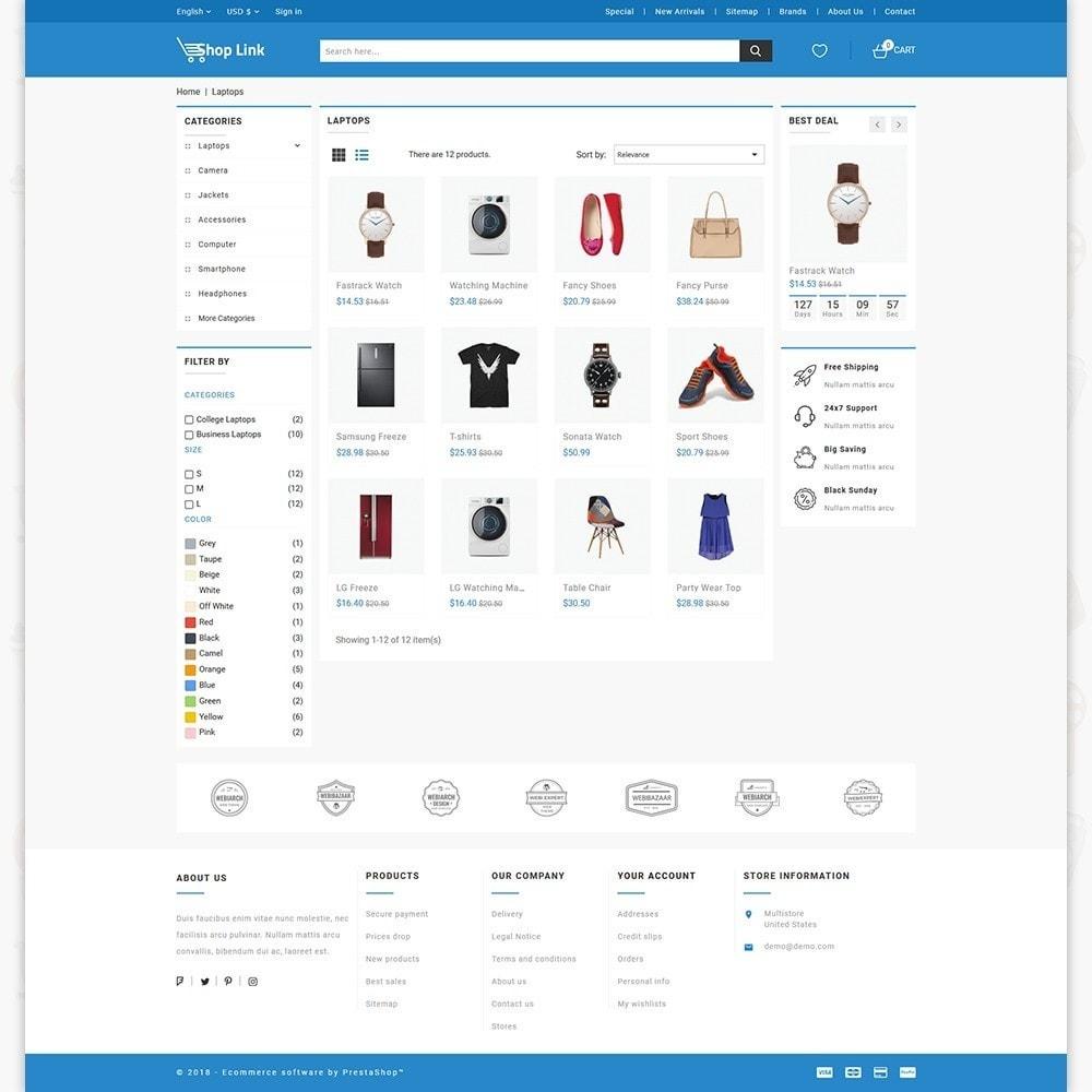 ShopLink - The Electronics Store