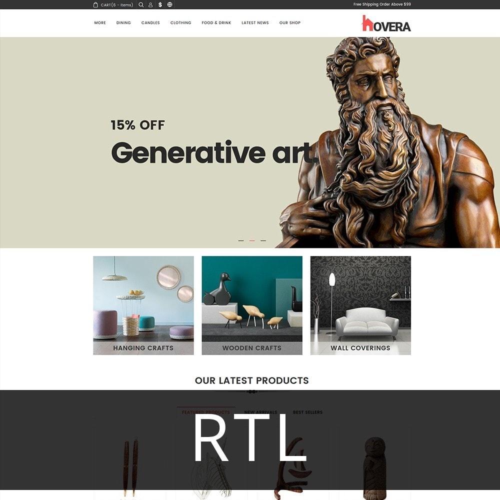 theme - Dom & Ogród - Hovera Home Store - 3