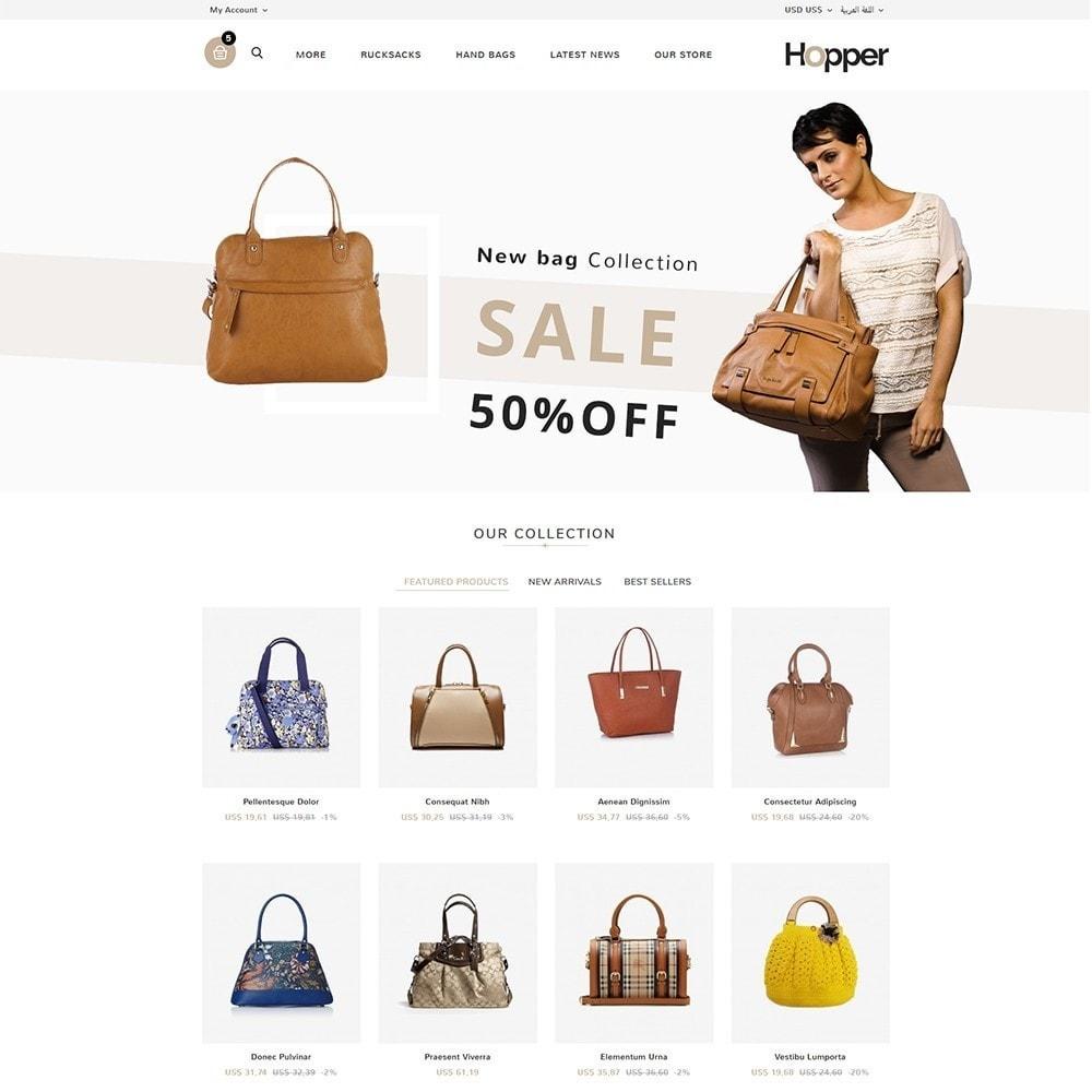 Hopper Bag Store