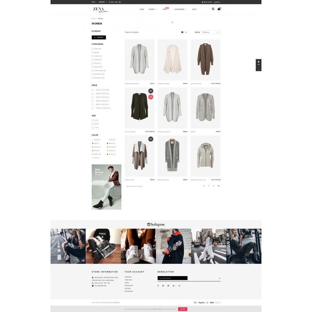 Zena Fashion