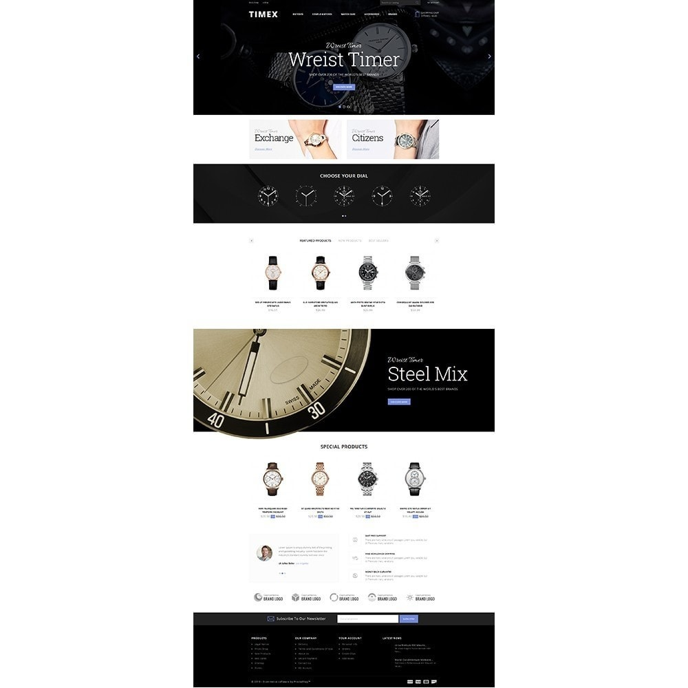 theme - Schmuck & Accesoires - Timex Watch Store - 2