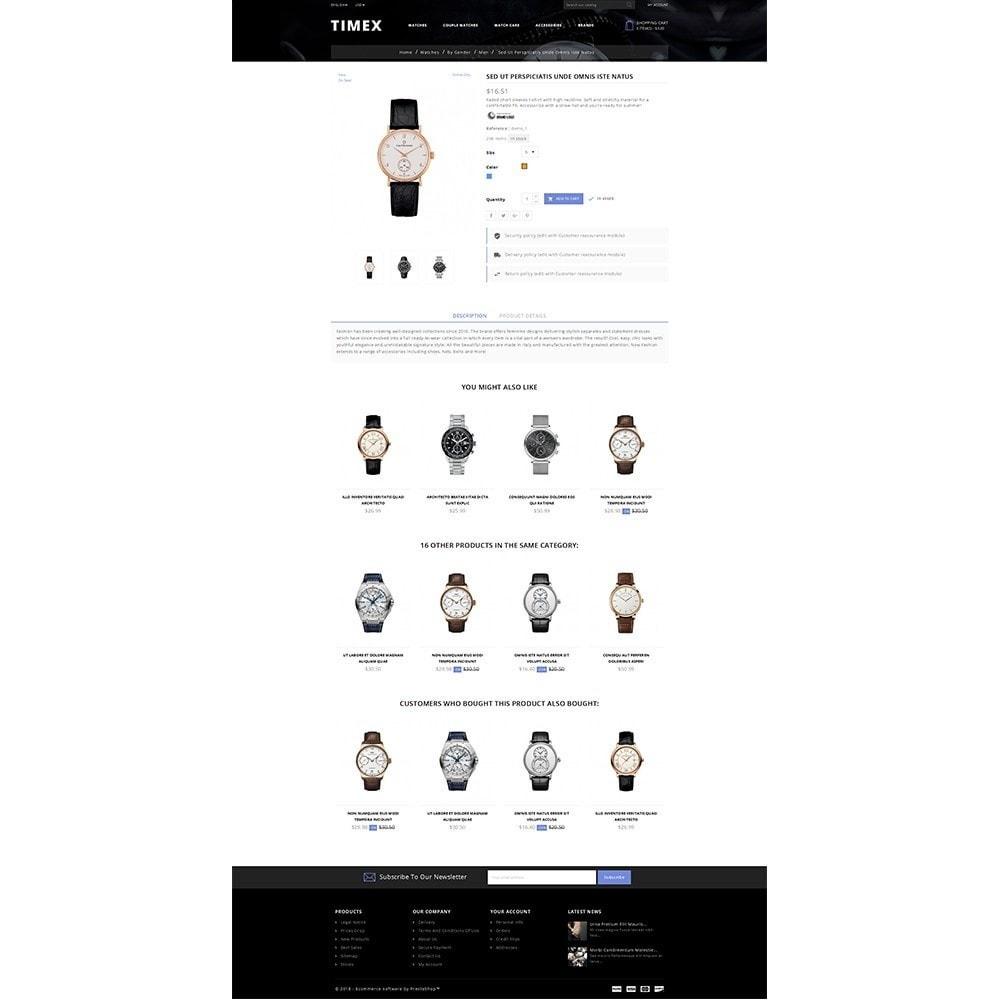 theme - Schmuck & Accesoires - Timex Watch Store - 5