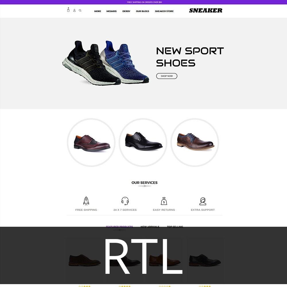 Sneaker Shoe Store