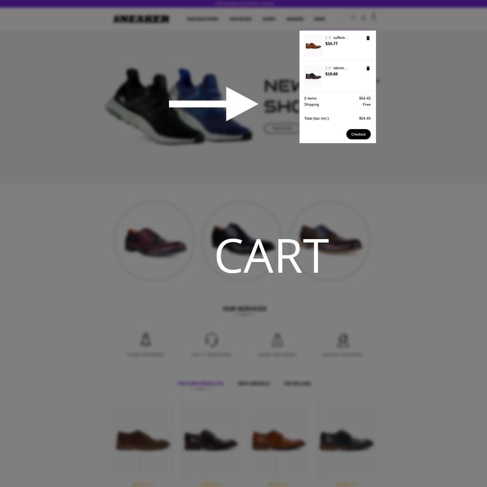 theme - Mode & Schoenen - Sneaker Shoe Store - 9