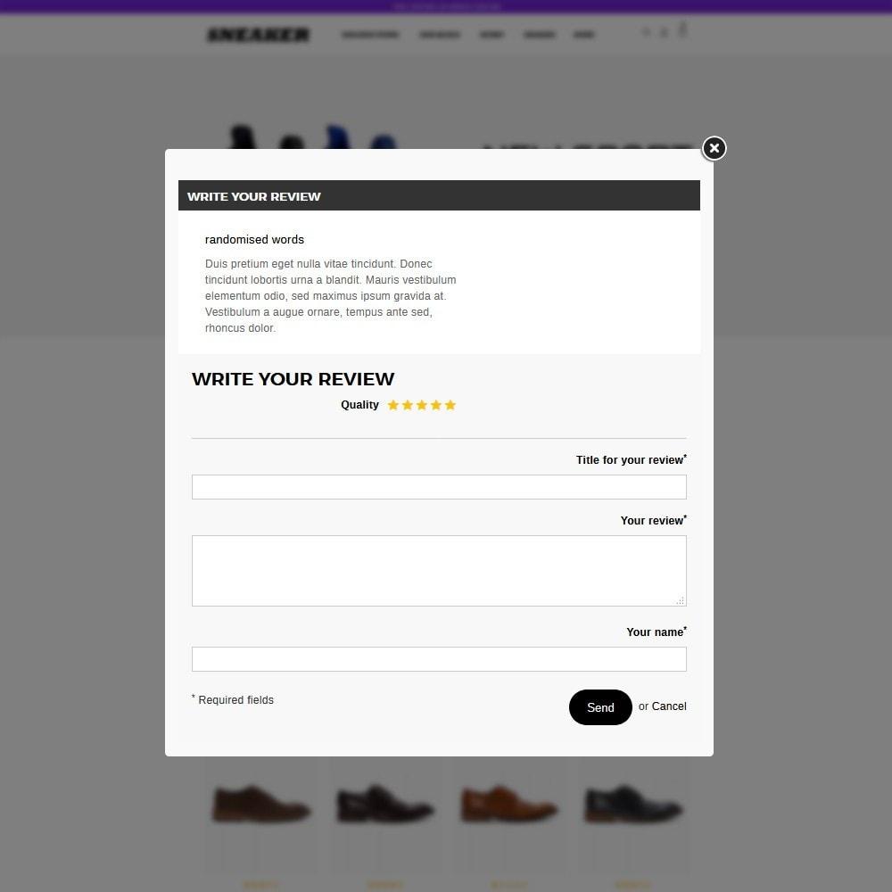 theme - Mode & Schoenen - Sneaker Shoe Store - 12