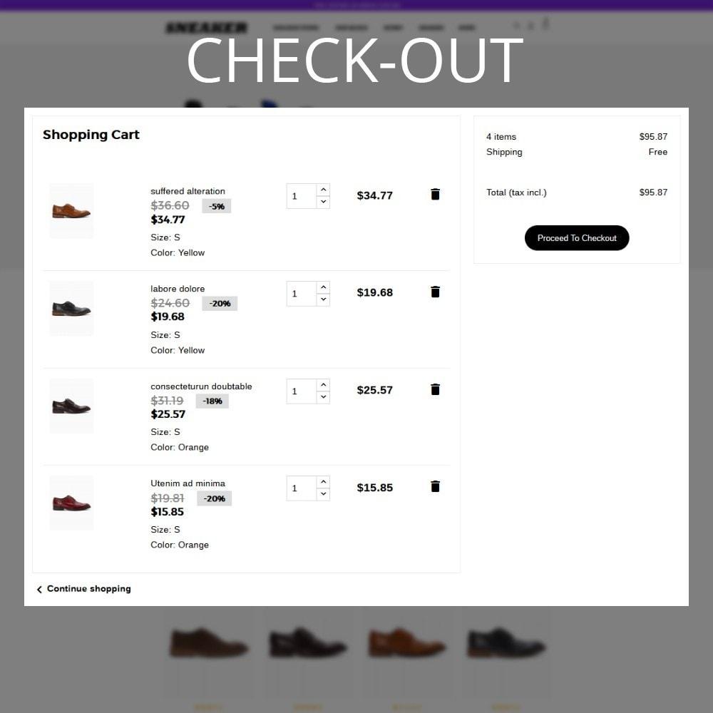 theme - Mode & Schoenen - Sneaker Shoe Store - 13