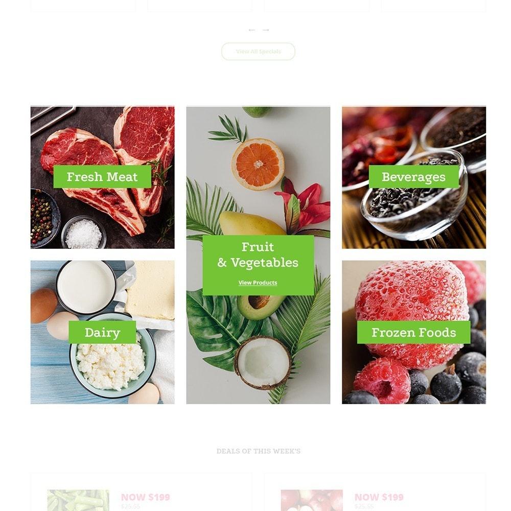 theme - Żywność & Restauracje - Dexitex - Grocery Market - 4