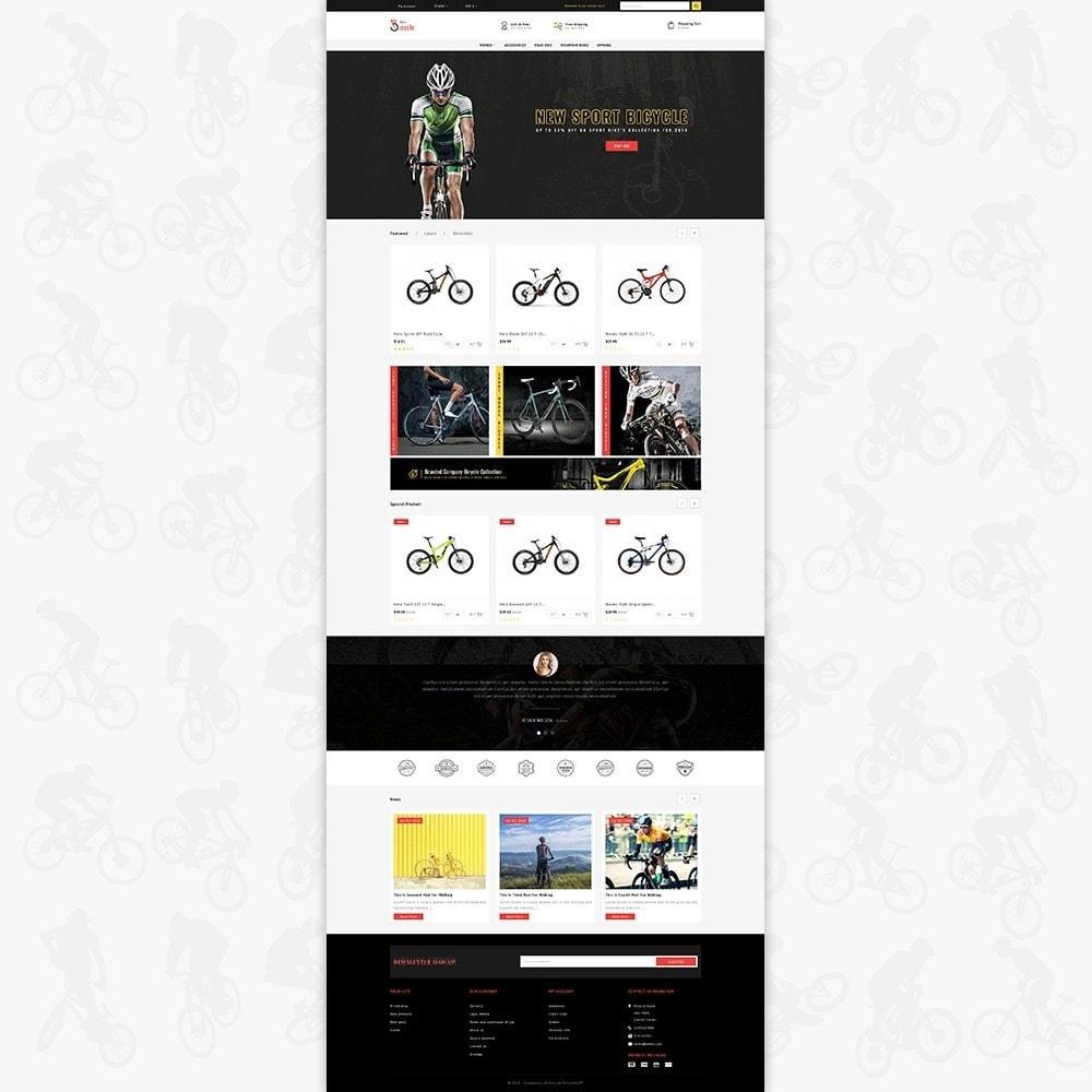 theme - Desporto, Actividades & Viagens - Bicycle Sports Store - 2