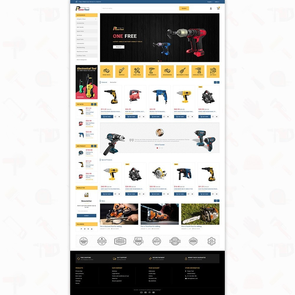 theme - Coches y Motos - Power tools - Special Power Tools - 2