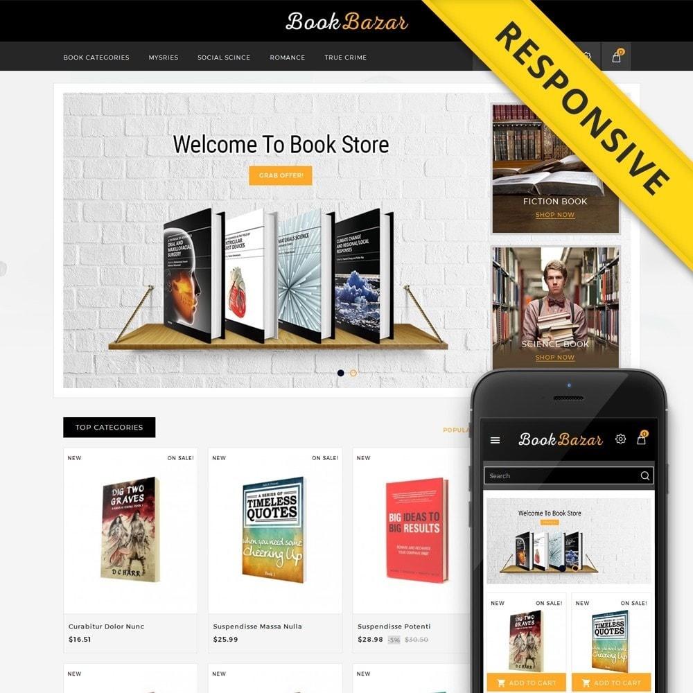 Book Bazar Store