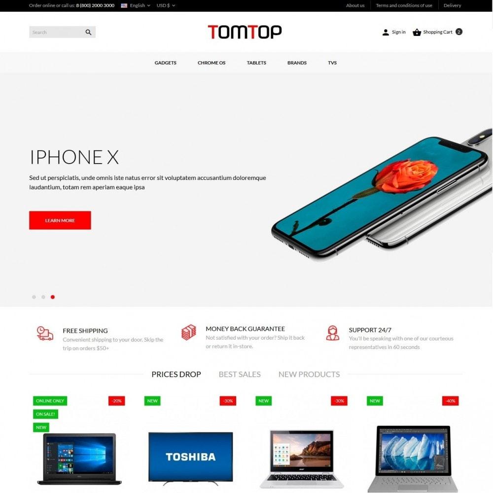 Tomtop - High-tech Shop