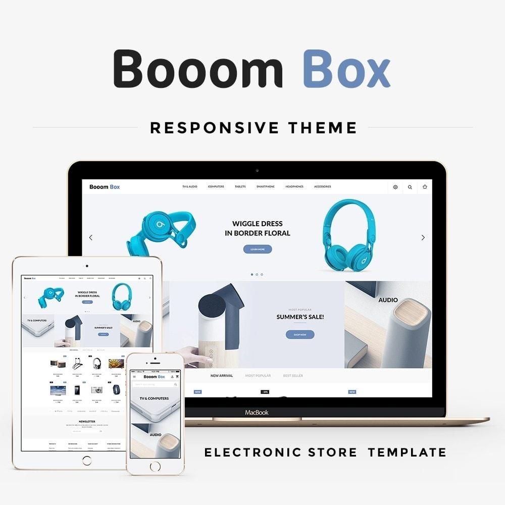 Booom box - High-tech Shop