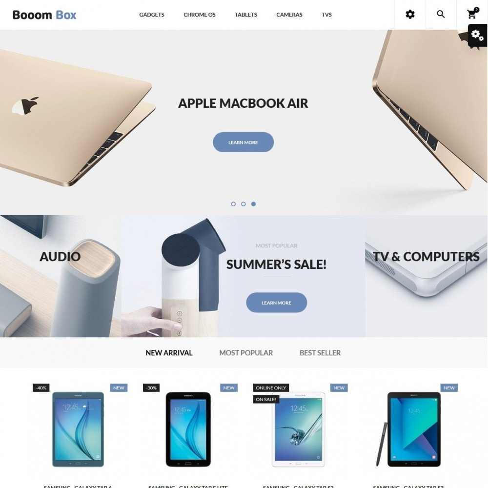 Booom box - High-tech Shop
