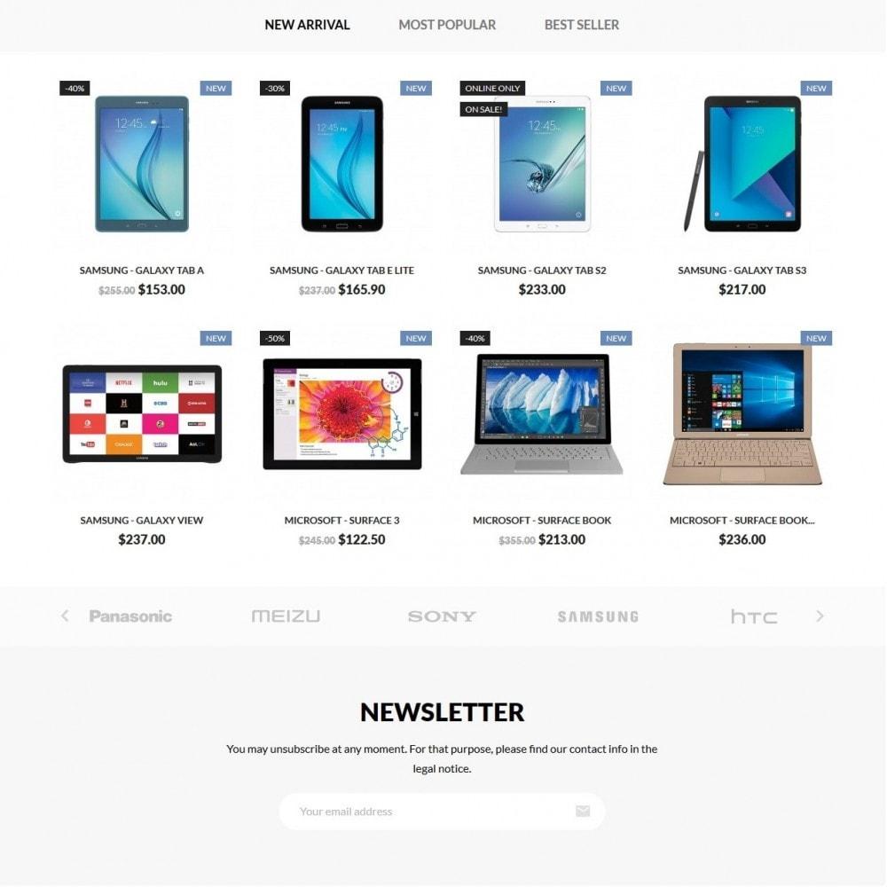 theme - Electrónica e High Tech - Booom box - High-tech Shop - 3