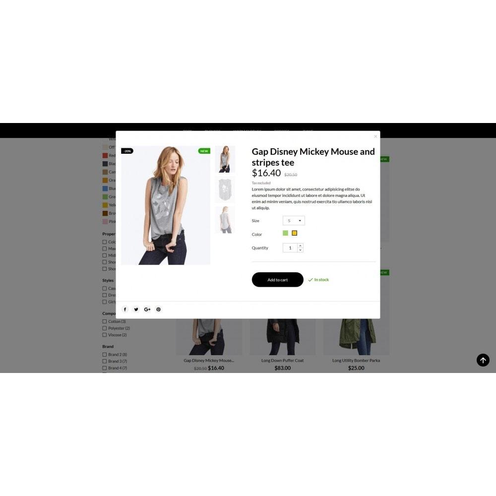 theme - Mode & Chaussures - Sheeba Fashion Store - 11
