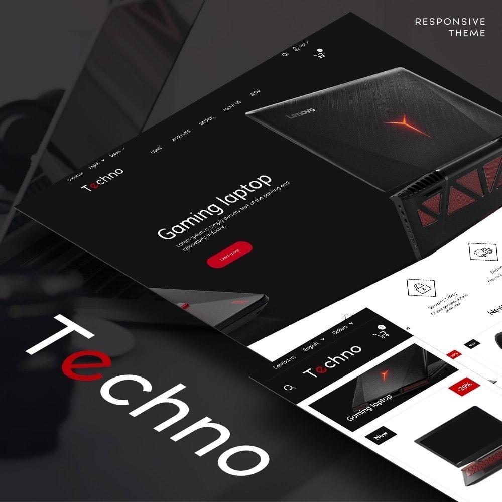 theme - Eletrônicos & High Tech - Techno - High-tech Shop - 1