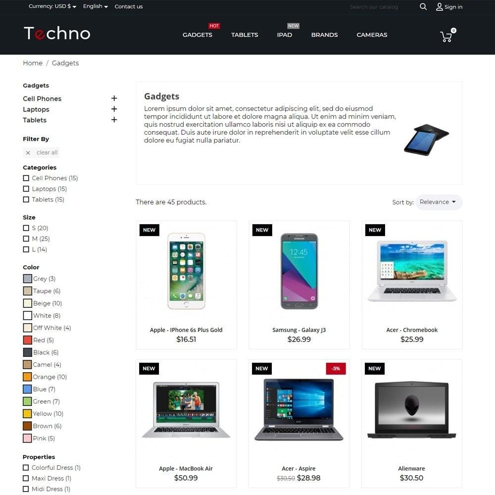 theme - Eletrônicos & High Tech - Techno - High-tech Shop - 7