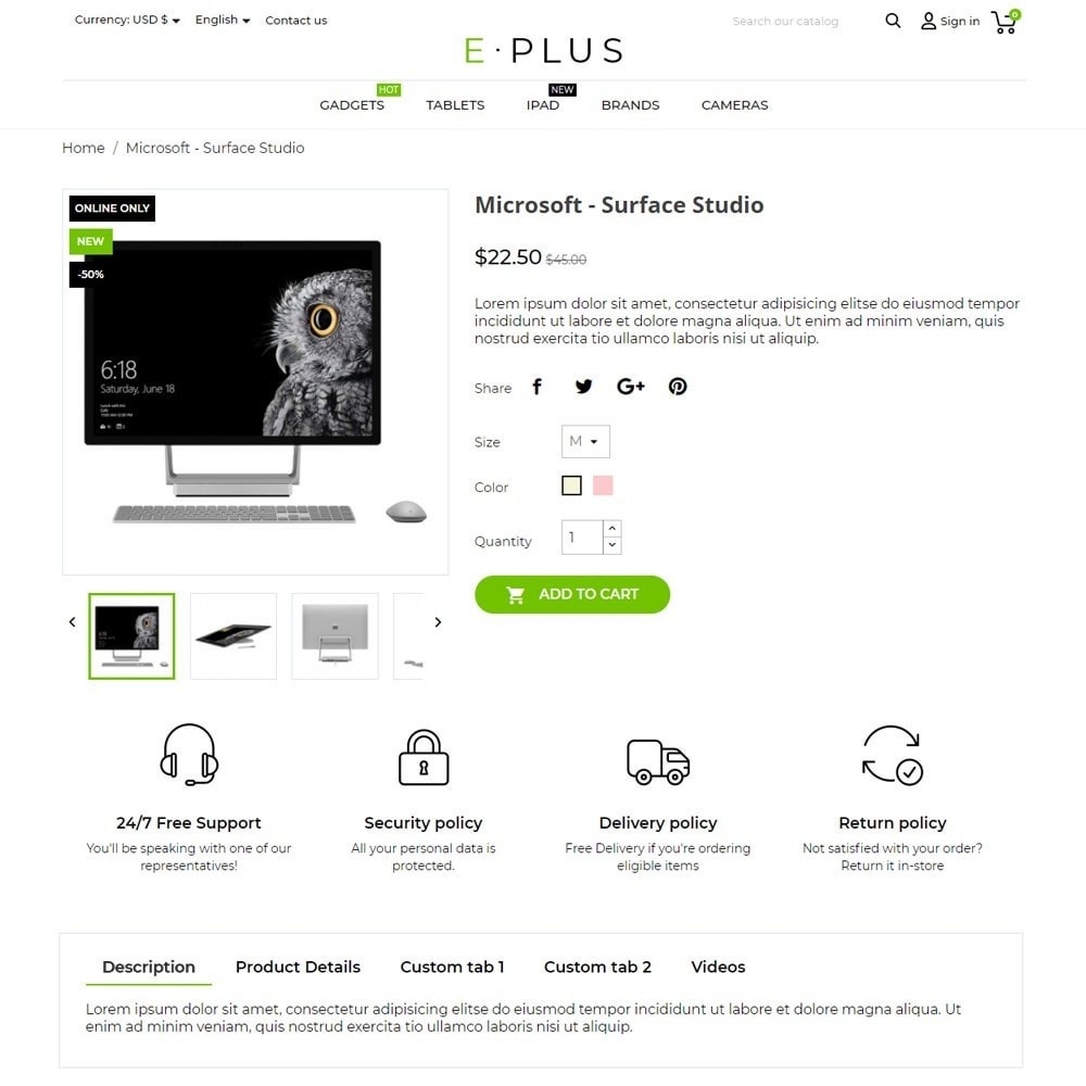 theme - Electronics & Computers - E-Plus - 5