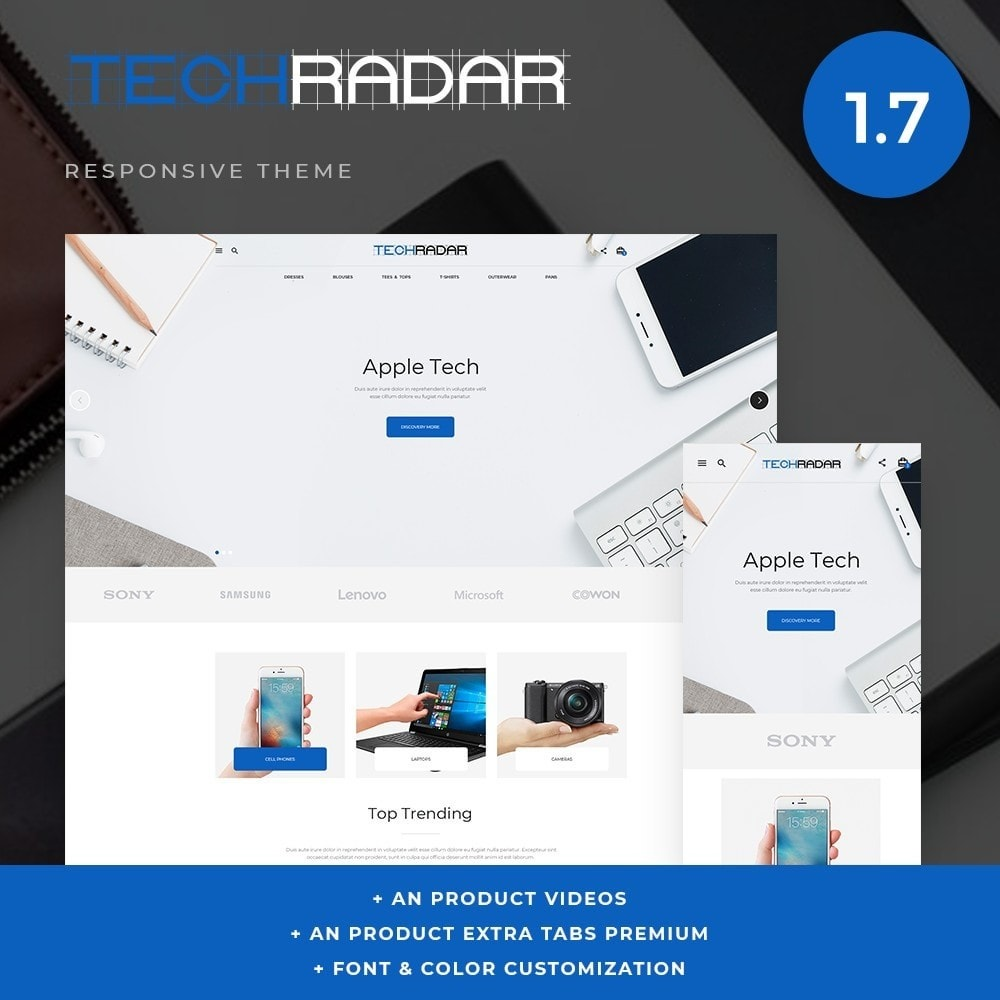 TechRadar - High-tech Shop