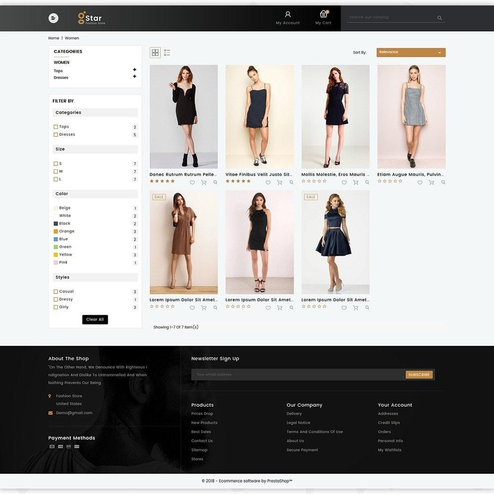 gStar - The Fashion Store