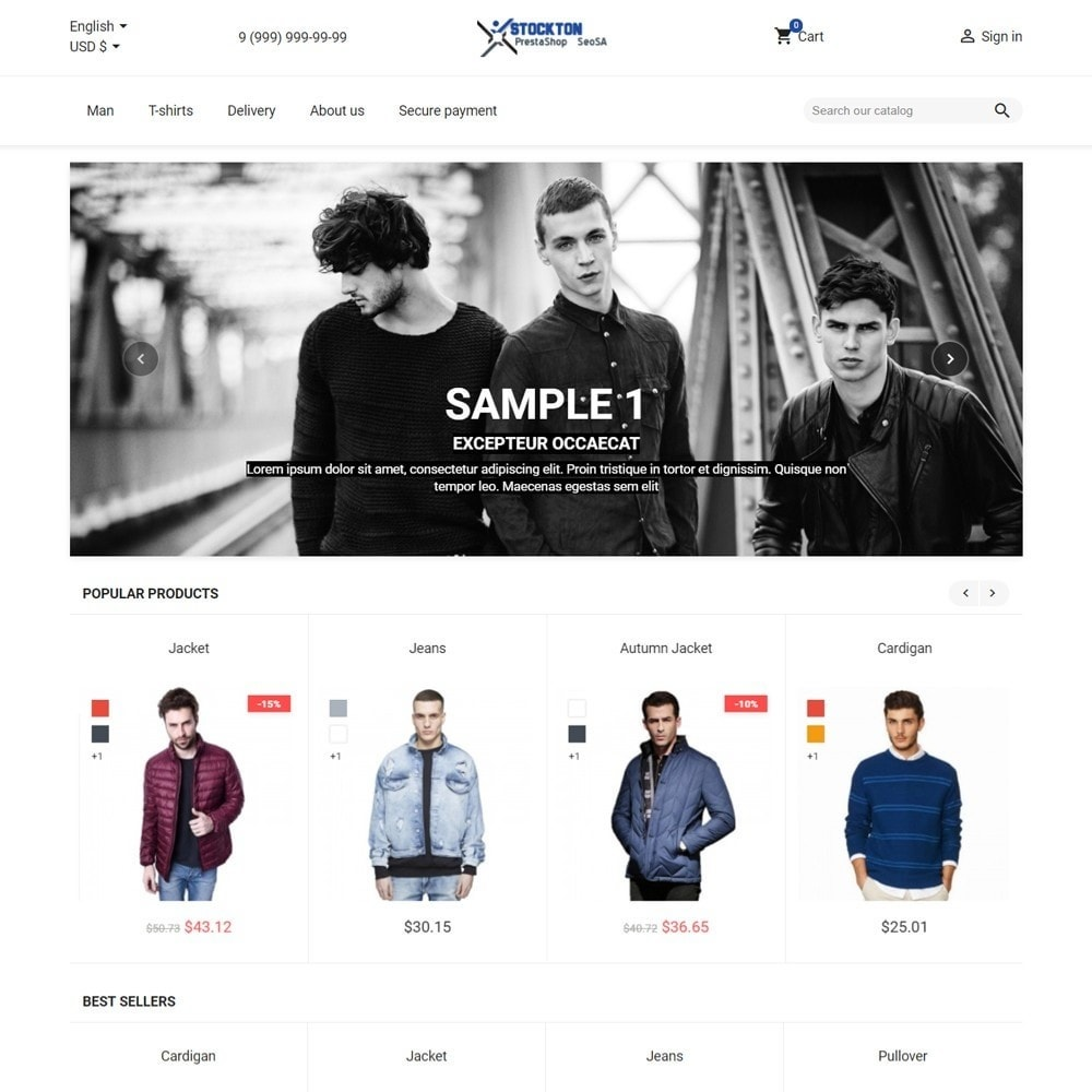 theme - Mode & Schoenen - Stockton store of gadgets and equipment - 2